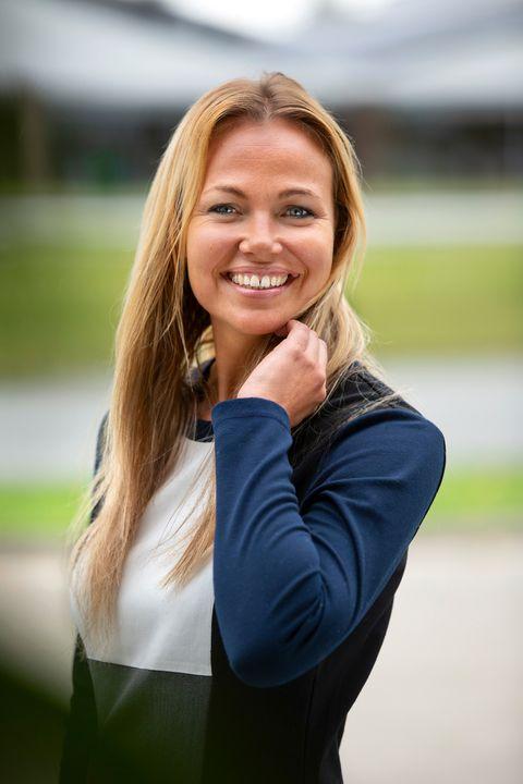 Miljøkonsulent Lea Hjelholt